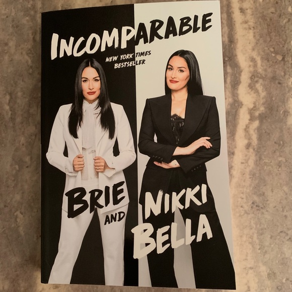 ⚡️SOLD⚡️Incomparable by Brie and Nikki Bella